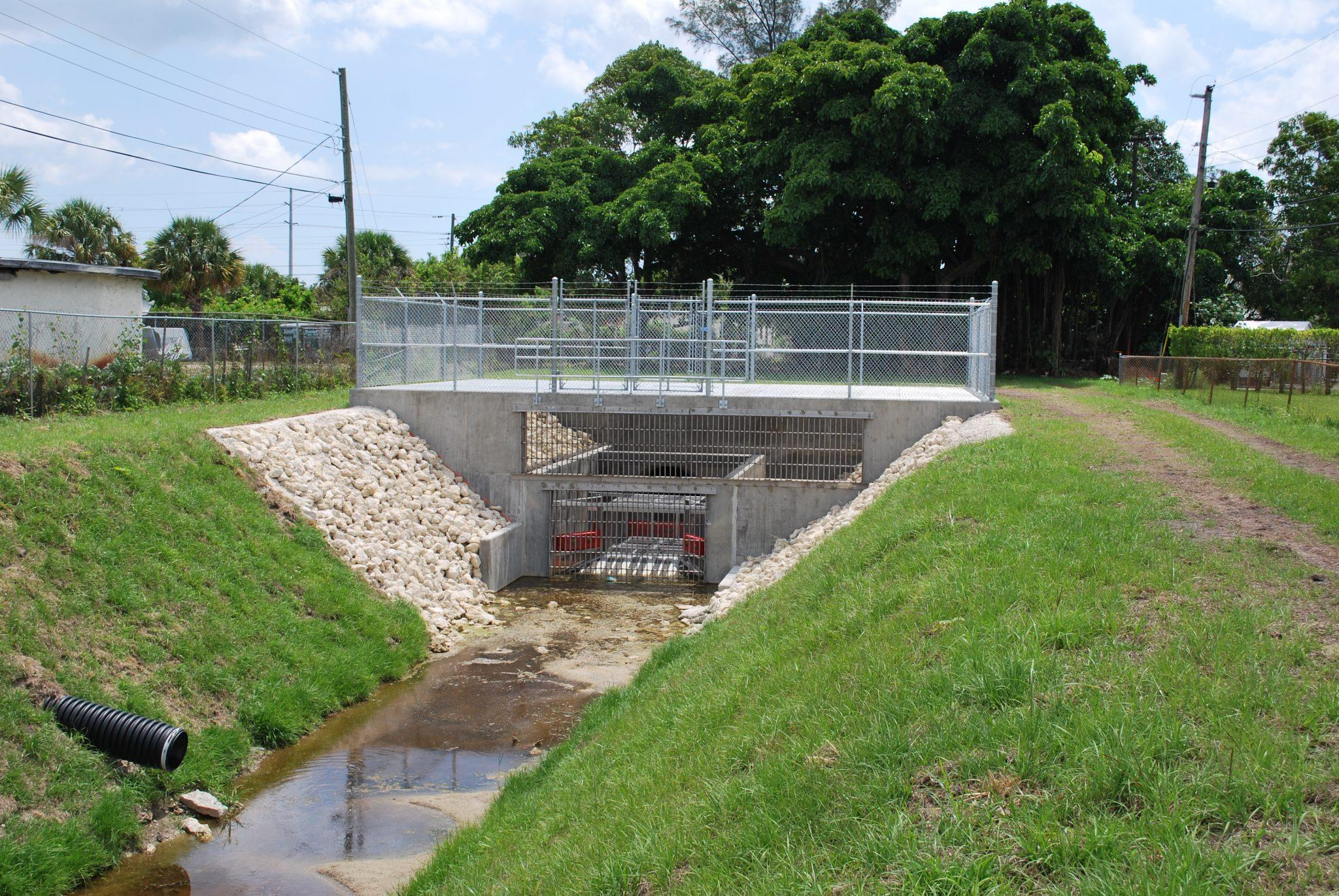 RC-4 Canal Water Quality Improvement