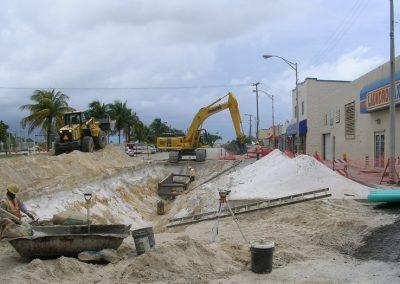 Old Pompano Water and Sewer