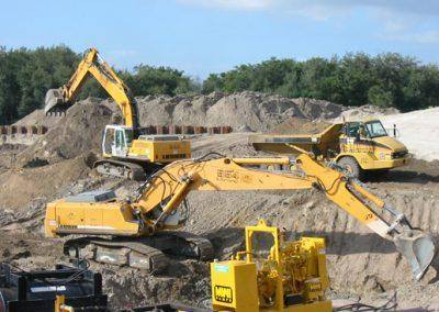Replacement of 84 inch culverts at Herbert Hoover Dike in Glades County