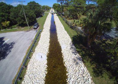 Mayflower Canal Re-Stabilization